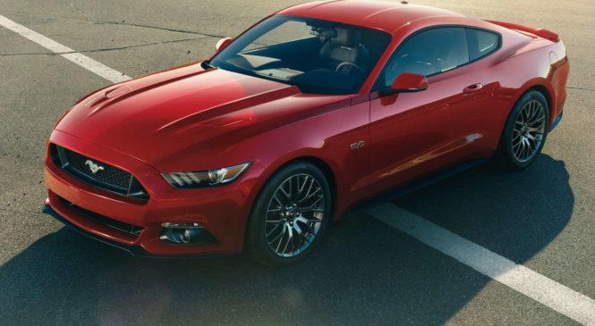 Ford модернизировал Mustang, сделав модель более мощной и агрессивной