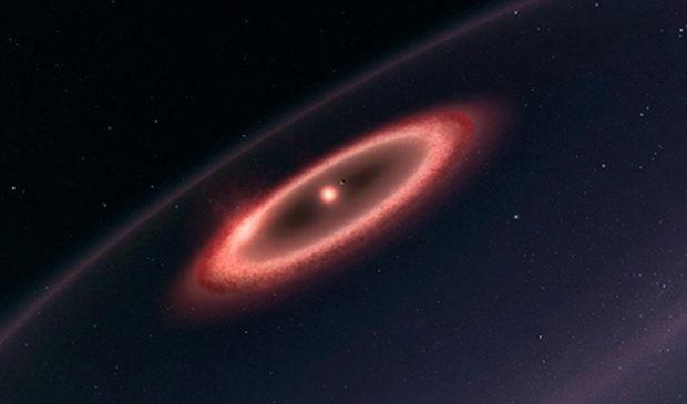 У ближайшей к Солнцу звезды нашли планетную систему и пояс астероидов