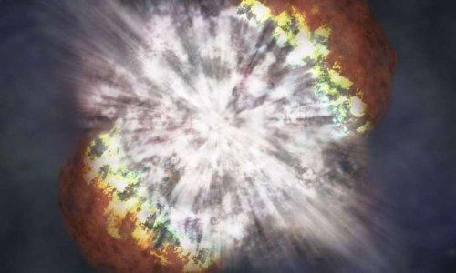 Астрономы разгадали некоторые тайны самой дальней и древней из известных сверхновых