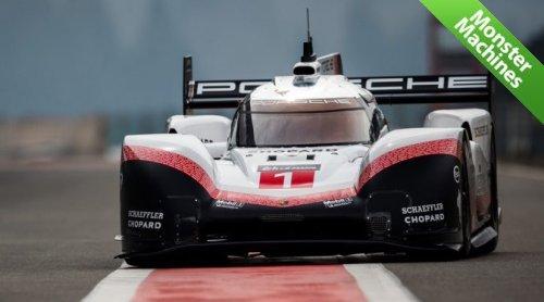 Машины-монстры: Porsche 919 Hybrid — гибридный автомобиль, который превосходит любой гоночный автомобиль Формулы 1