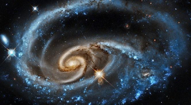 Астрономы обнаружили связь между формой галактик и их возрастом
