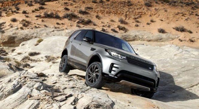 Land Rover научат ездить по бездорожью без водителя