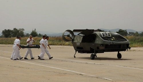Беспилотник Cormorant принял участие в своей первой демонстрационной миссии