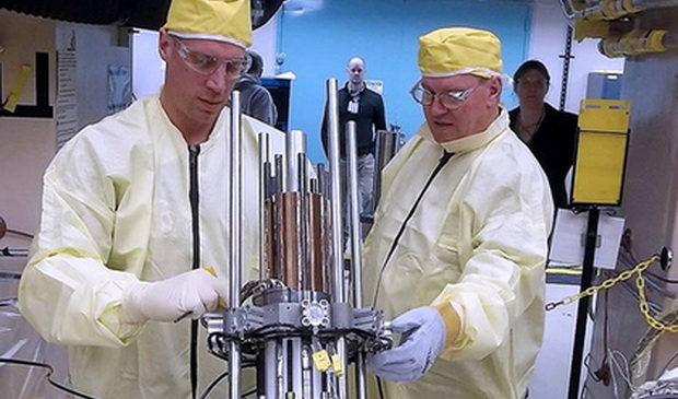 США успешно испытали ядерный реактор для освоения Луны и Марса