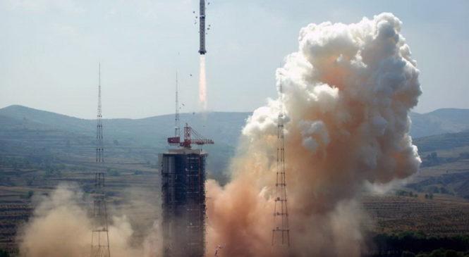 Китай начал покорение Луны