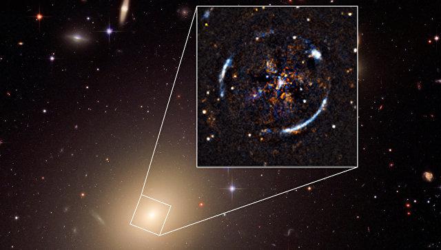 Теория относительности подтверждена на межгалактических масштабах