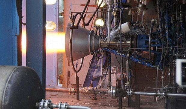 Впервые испытан элемент российского ракетного двигателя на водороде