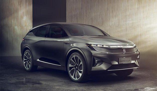 Китайская марка Byton готовит конкурентов Tesla и Mercedes-Benz EQ