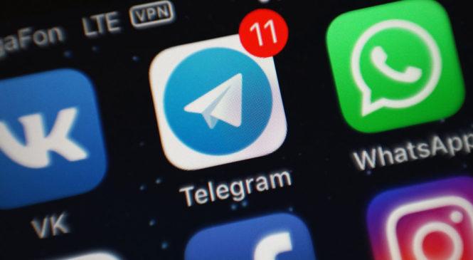 Telegram запустил сервис для хранения документов и личных данных
