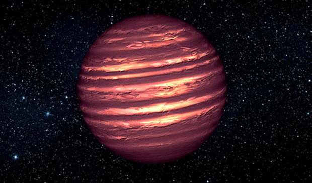 Открыта блуждающая планета-«разбойник»