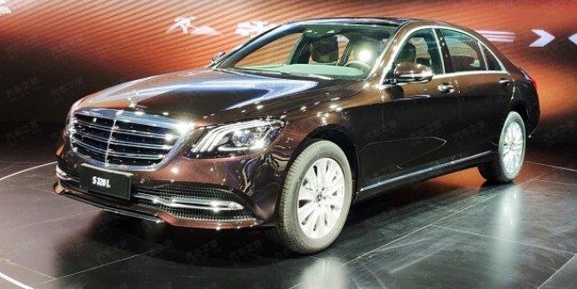 Mercedes-Benz S-Class стали оснащать двухлитровым двигателем