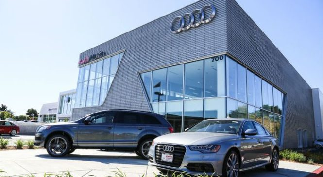 Технологии завтрашнего дня: Audi и Ericsson вместе протестируют 5G