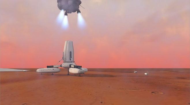 Представлен поэтапный план колонизации Марса