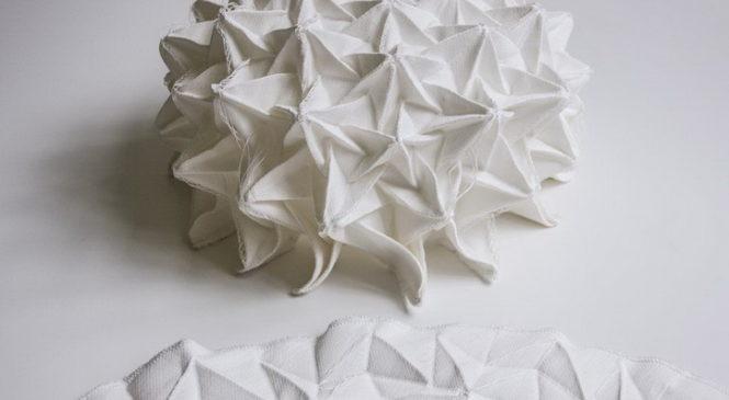 Оригами поможет построить здания на Луне и Марсе