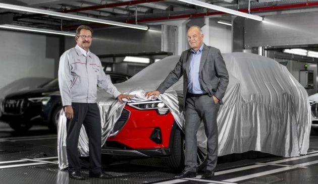 Audi начала производство абсолютно новой модели