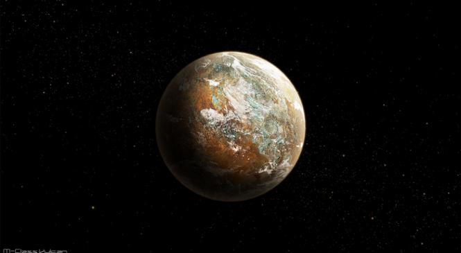 Астрономы открыли планету Вулкан из «Звездного пути»