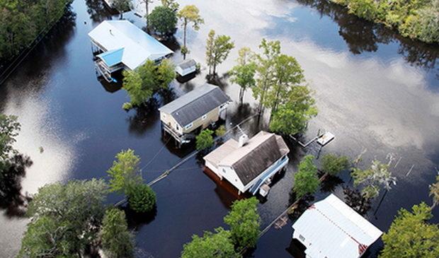 Названы смертоносные последствия изменения климата