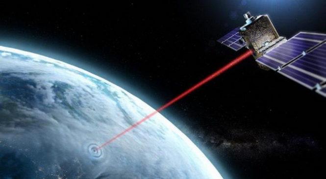 Спутник для разгона облаков поможет в установке квантового интернета
