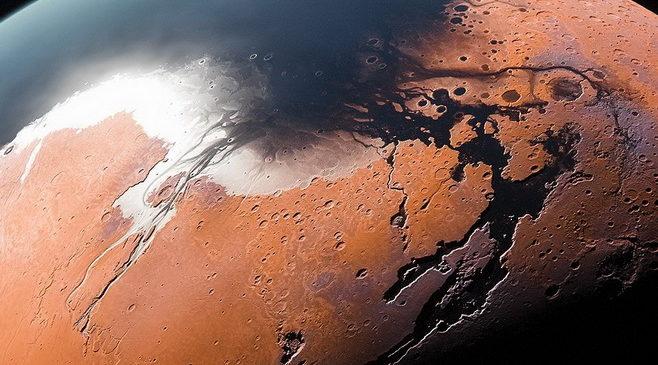 На Марсе оказалось достаточно кислорода для жизни