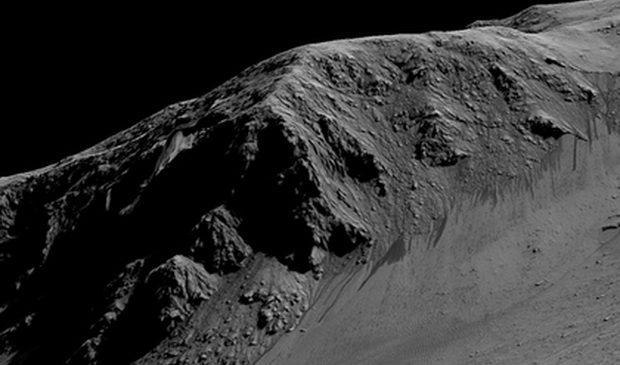 Опровергнуто существование жидкой воды на Марсе