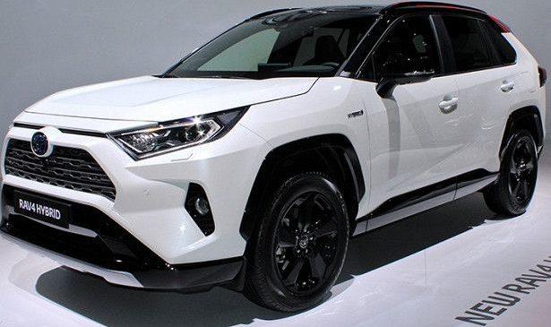 Новый Toyota RAV4 уже в продаже, пока в Америке