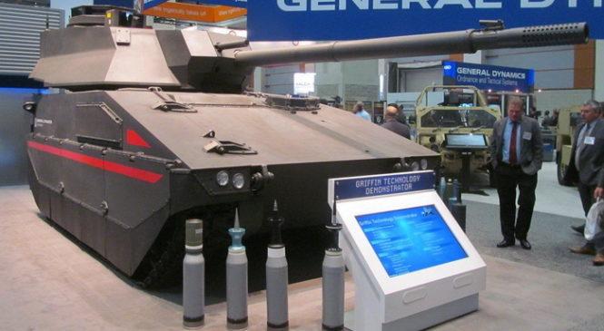 Могучие «уродцы»: армия США выбрала два новых танка