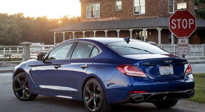 Лучшим автомобилем США выбрали корейский седан