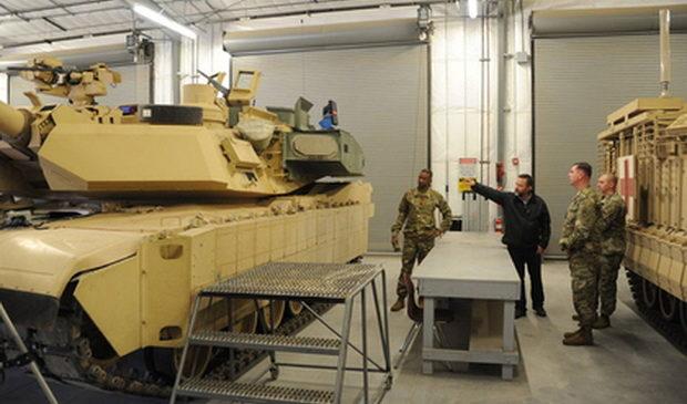 США показали «лучший в мире танк»