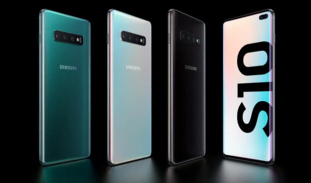 Samsung выпустила гнущийся смартфон и Galaxy S10