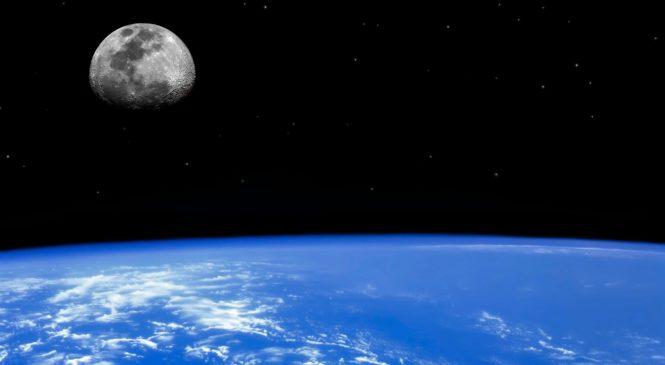 Астрономы обнаружили, что земная атмосфера тянется дальше Луны