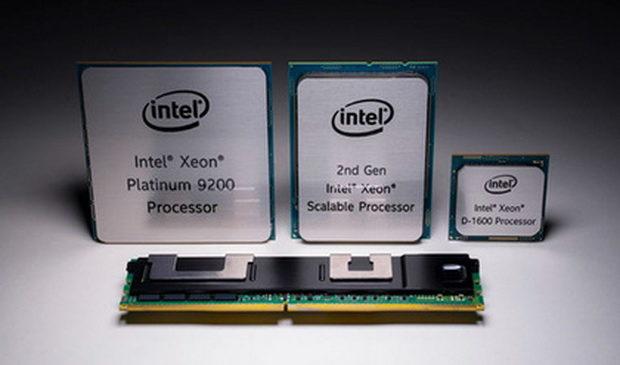 Intel выпустила 56-ядерный процессор
