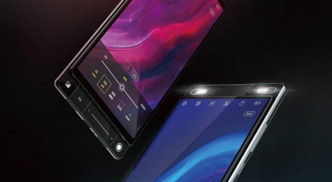 В Сети появились рендеры смартфона-слайдера Asus с поддержкой 5G