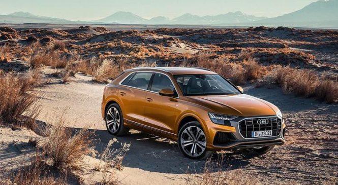 Audi Q8 будут собирать в России