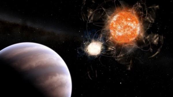 Астрономы нашли планету крупнее Юпитера в 13 раз