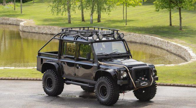 «Самый совершенный» Land Rover Defender продают за 20 миллионов рублей
