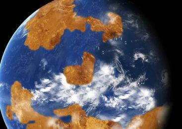 Ученые смоделировали мягкий климат молодой Венеры