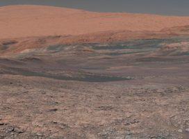 На Марсе обнаружено соленое озеро