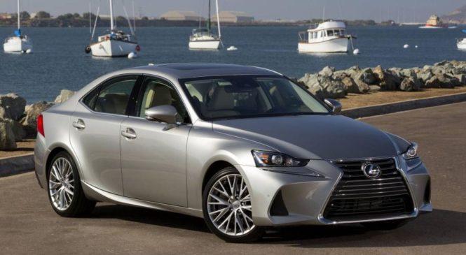 Lexus оставит европейцев без трёх моделей