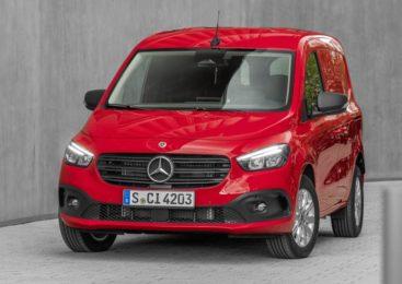 Mercedes-Benz представил новый Citan